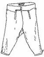 18th Century Breeches (PI-776)